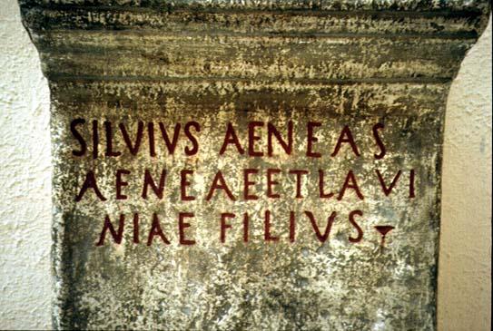 incontri in italia aeneas L'Aquila